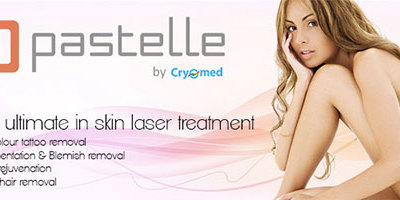 Pastelle Q-Switched Nd:YAG Laser
