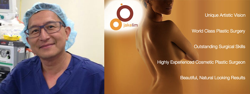 Dr Jake Lim (Plastic Surgeon..truly gifted hands)