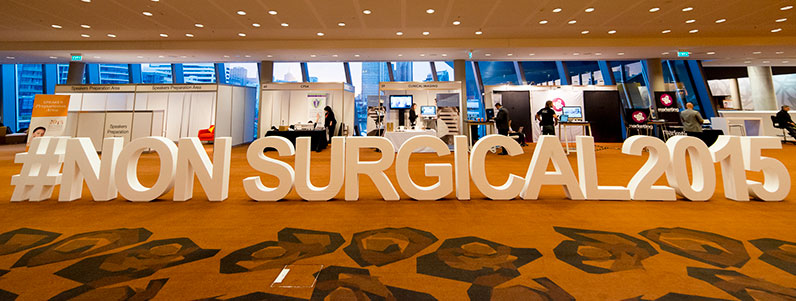 2015 NON-SURGICAL SYMPOSIUM – 4 – 7 June, Melbourne Convention and Exhibition Centre