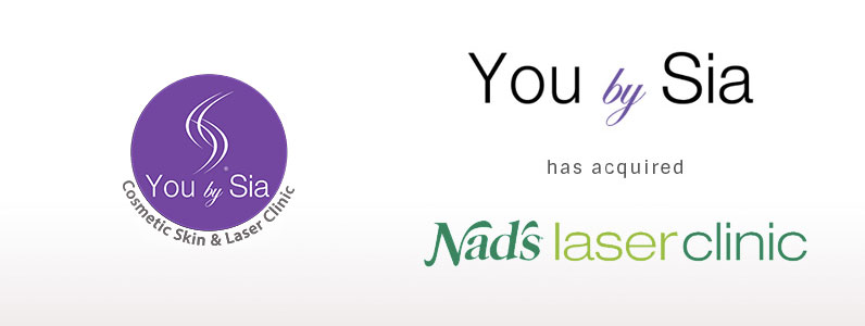 SYDNEY CLINIC MERGER – You By Sia and Nad's Laser Clinics