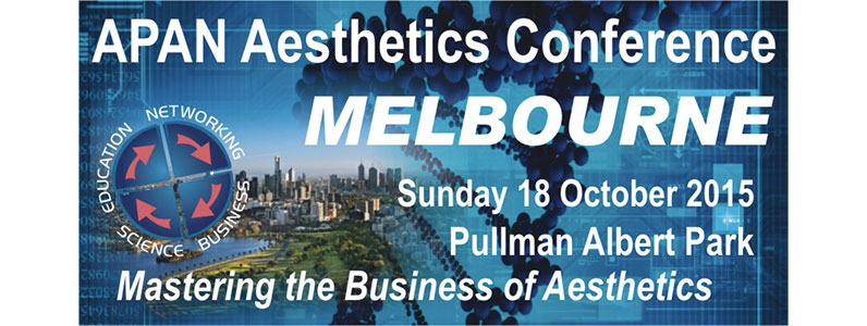 APAN Conference Melbourne 18 October