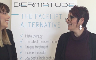 Dermatude – The Non-Surgical Facelift: Interview with Tara from Embody Beauty