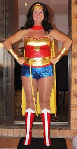 Diane - Wonder Woman!
