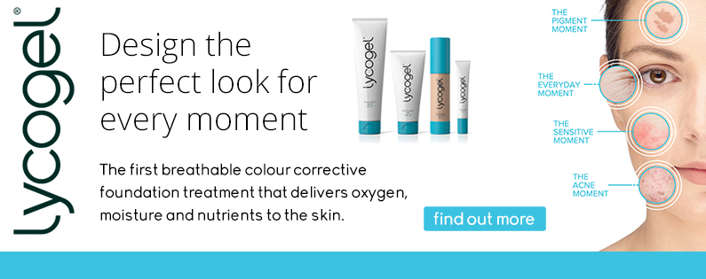 Not Just Make-Up, Lycogel helps nourish your skin