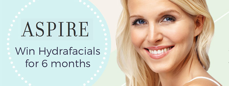 Win 6 Months Worth of Hydrafacials worth over $800!!