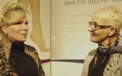 EmCyte PRP highly concentrated platelet injectable, with Jeannie Devereaux