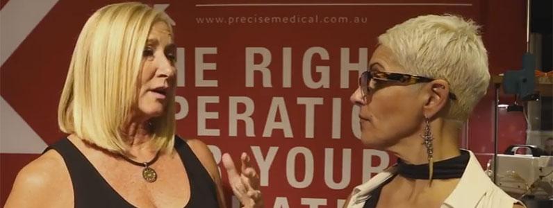 """Michelle Kearney, Bella Aesthetics, """"Lids By Design"""" Australian release!"""