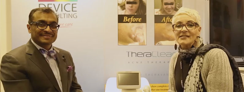 TheraClear Acne Therapy – with Dr Ashish Bhatia, Dermatologist, Chicago