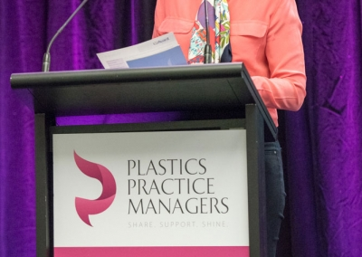 Plastics Practice Managers Conference