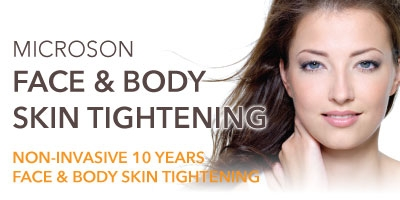 Microson – Face & Body Skin Tightening