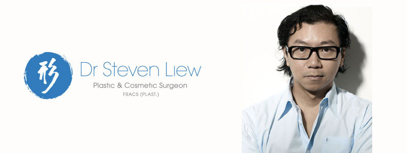 Dr Steven Liew – He's my hero