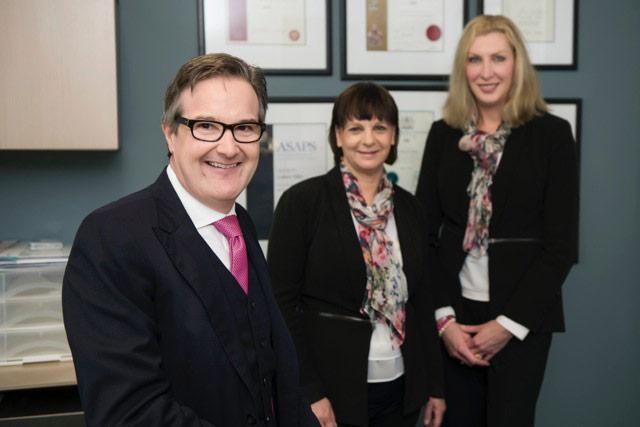 Dr Graham Sellars & Staff
