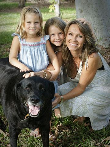 Sonya Driver & Family