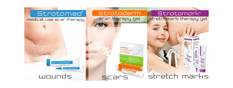 Stratamark, Stratamed, Strataderm – 3 Popular Scar Therapy Gels and When To Use Them