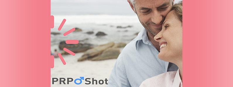 PRP-Shot for Erectile Dysfunction