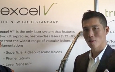Dr Jeffrey Hsu talks Excel V and Veins