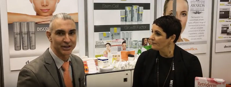 Tensage Skincare Range – An Interview with Brad Creese at the Non-Surgical Symposium 2017