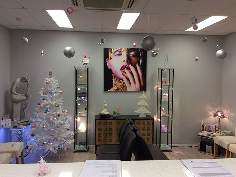 Christmas has arrived at Cairns Plastic Surgery!