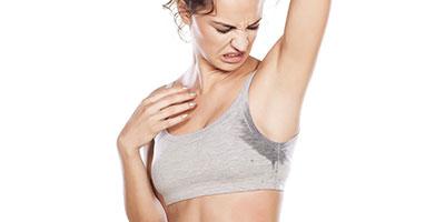 Sweating – Hyperhidrosis