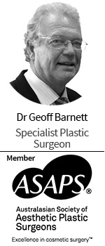 Dr Geoff Barnett
