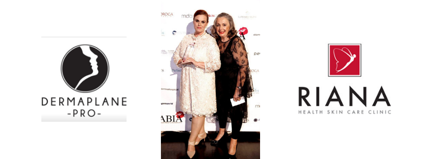 Riana Janse van Rensberg of Dermaplane Pro awarded ABIA 18 Hall of Fame
