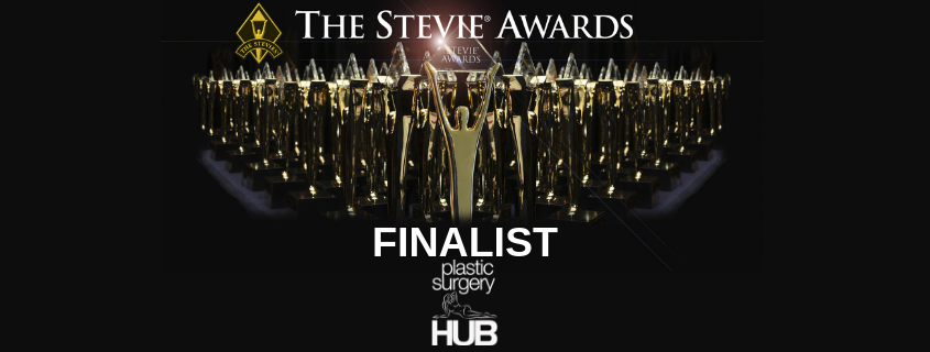 Plastic Surgery Hub a Stevie Awards 2018 Finalist!