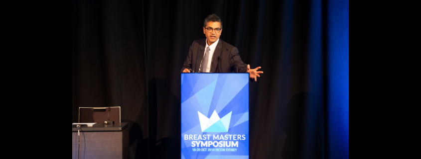 Patient Safety and Choosing Wisely with Assoc Prof Anand Deva at Breast Masters 2018