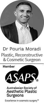 Dr Pouria Moradi