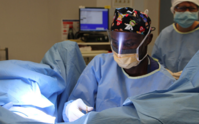 Dr Oseka Onuma, Gynecologist talks about the use of lasers in women's intimate health
