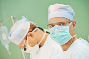 anaesthetist
