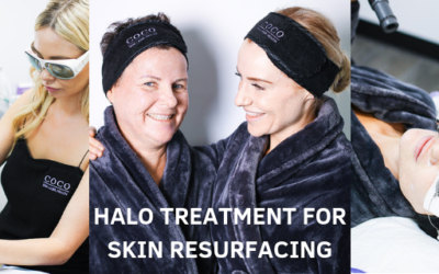 Mother Daughter Duo's Halo Treatment for Skin Resurfacing