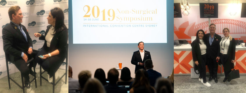 The Changing Aesthetic Landscape with Dr Grant Stevens