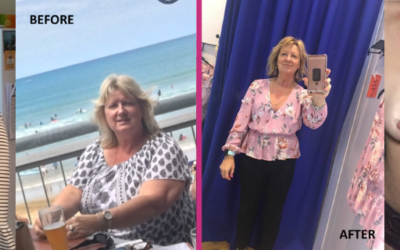 Sue's Transformation – we get an update on Sue's weight loss journey