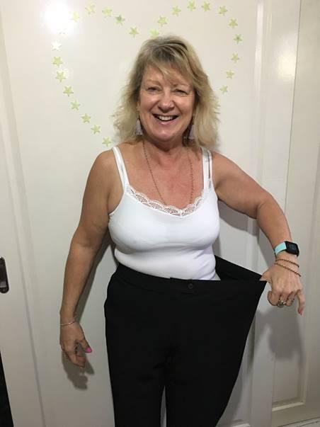 Sue's Transformation
