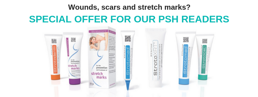 Wounds, scars and stretch marks? Take advantage of these special offers…