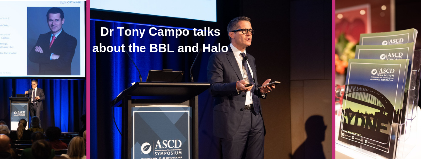 Dr Tony Campo talks about how the BBL and Halo revolutionised his clinic