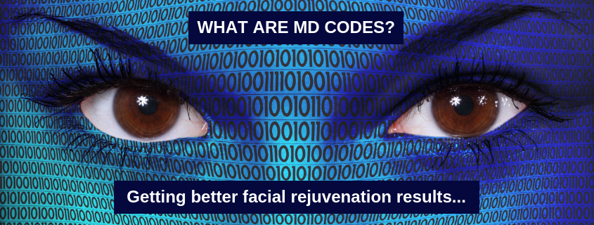 What are MD Codes? Getting better facial rejuvenation results…
