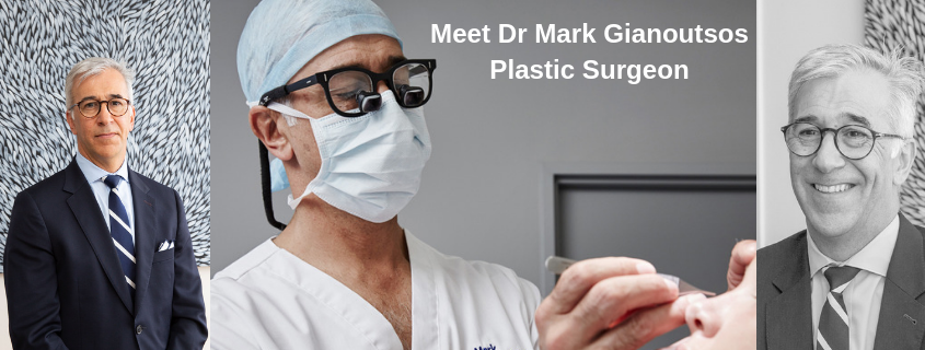 Meet Dr Mark Gianoutsos, Plastic Surgeon based in Sydney