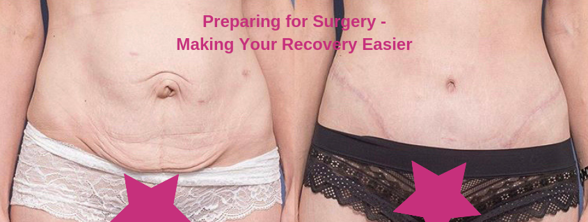 Preparing for Surgery – Making Your Recovery Easier