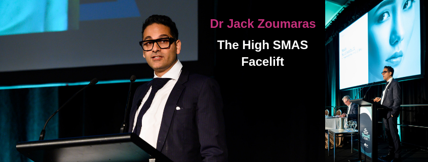 Dr Jack Zoumaras on the High SMAS Facelift