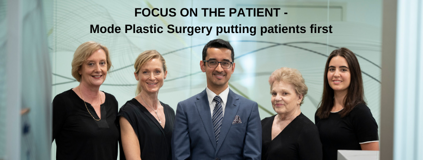 Focus on the Patient – Mode Plastic Surgery putting patients first