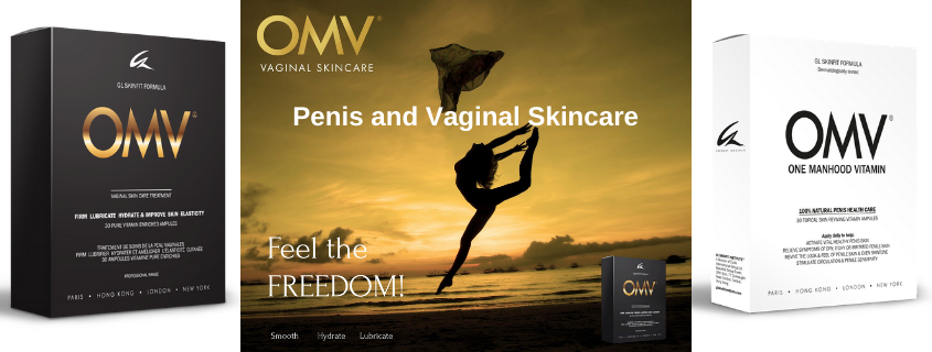 Penis and Vaginal Skincare