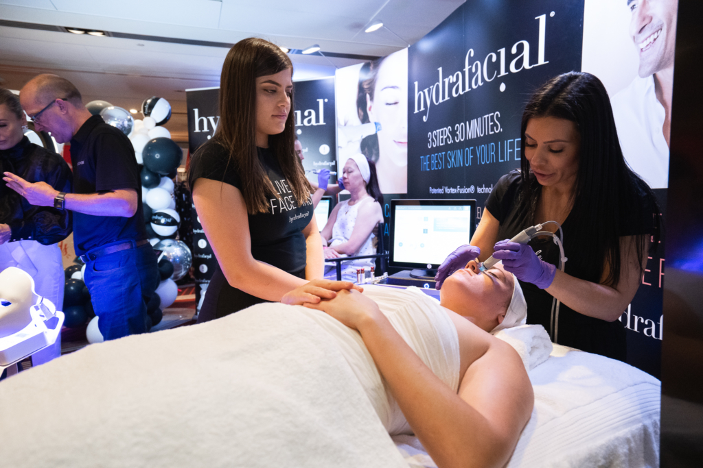 HydraFacial World Tour