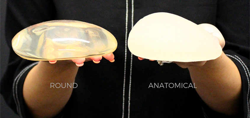 Breast Implants - Shape Matters