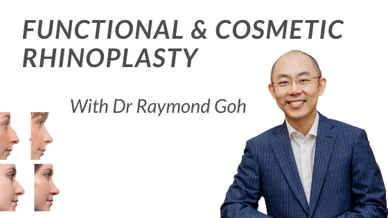 Functional Rhinoplasty and Cosmetic Rhinoplasty, An Inside Scoop