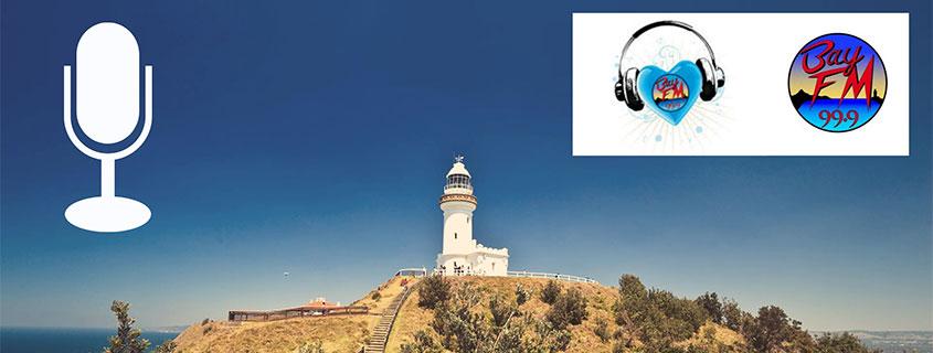 Trish Bay FM interview