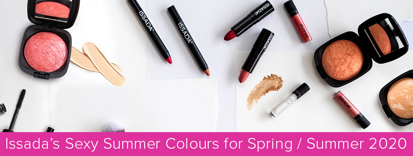 Issada's Sexy Summer Colours for Spring / Summer 2020