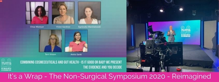 It's a Wrap – The Non-Surgical Symposium 2.0 – Reimagined