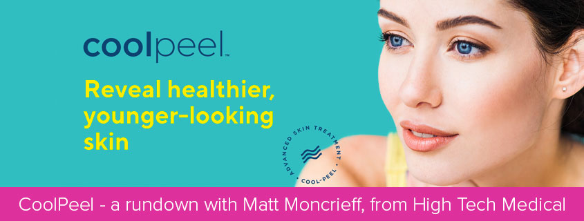 CoolPeel – a rundown with Matt Moncrieff, from High Tech Medical