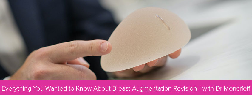 Everything You Wanted to Know About Breast Augmentation Revision – with Hunter Plastic Surgery's Dr Moncrieff